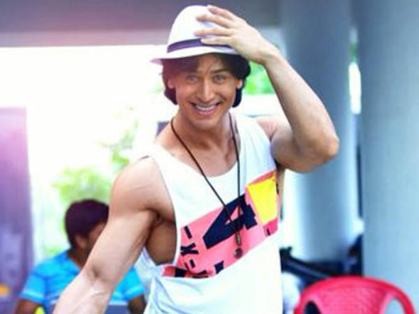 tiger shroff student of the year