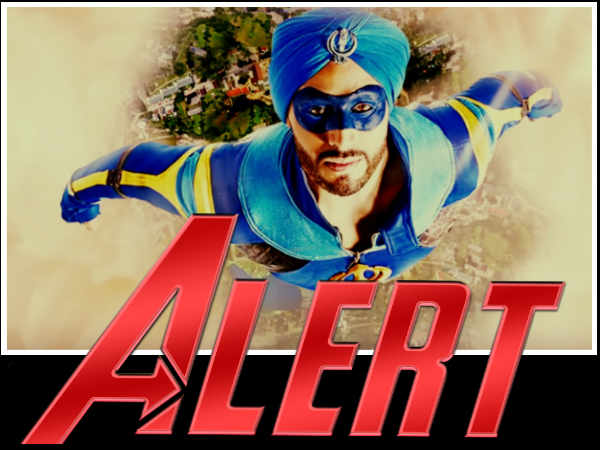 tiger shroff a flying jatt