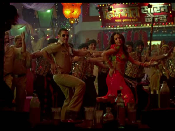 Salman Khan dance steps