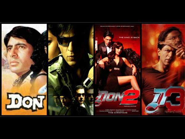 Bollywood series films