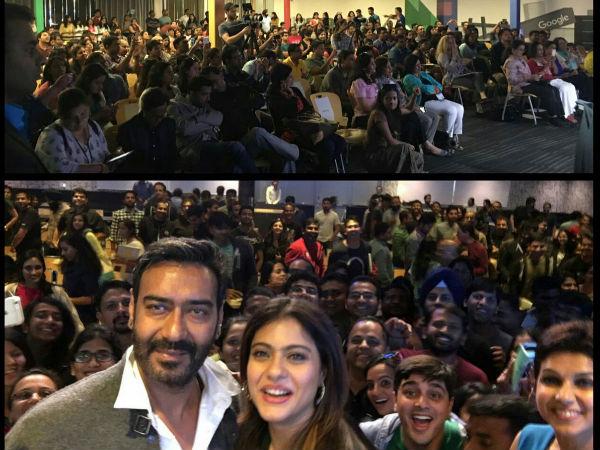 ''काजोल- अजय देवगन से जुड़ी यह 'शिवाय' अफवाह.. बिल्कुल गलत है....''