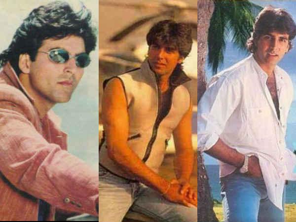 #RarePics- अक्षय कुमार की इन तस्वीरों को ना ही देखें तो अच्छा है...