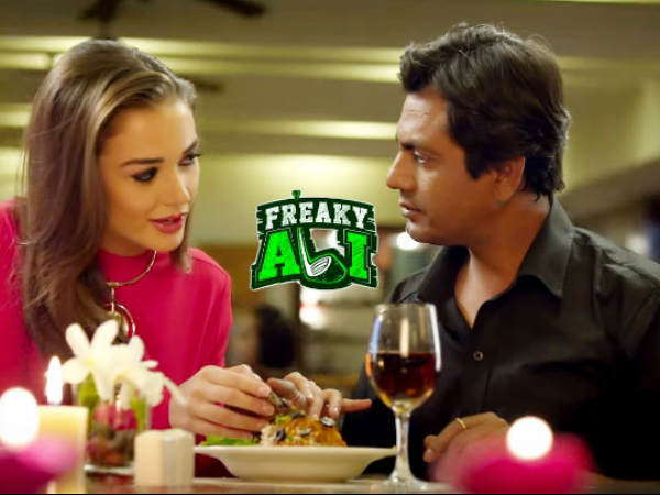 Freaky Ali Film review
