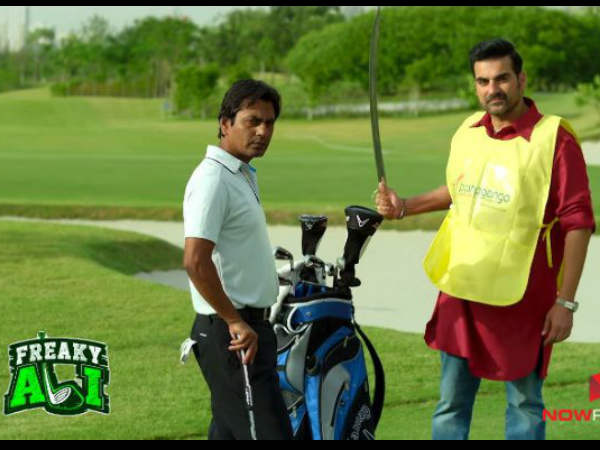 Freaky Ali Watch or not