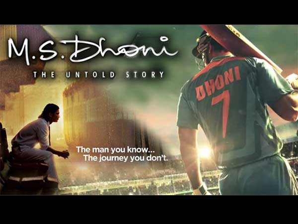 MS Dhoni advance booking report