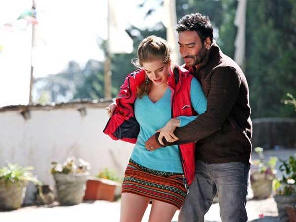 अजय देवगन की ये नई शिवाय वाली तस्वीर, आपका इंतज़ार बढ़ा देगी