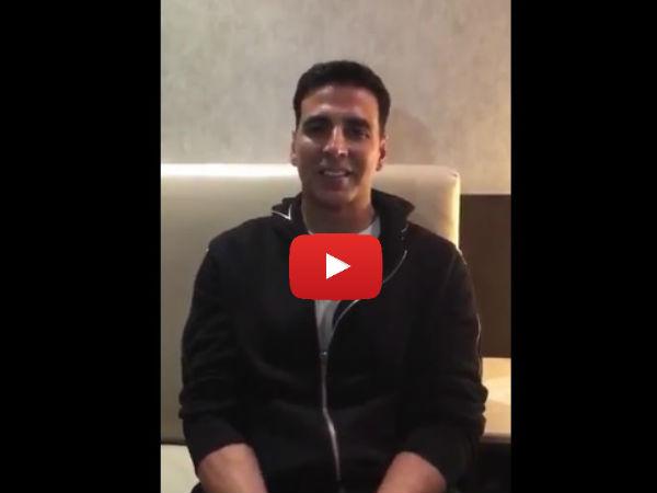 अक्षय कुमार का ये वीडियो आज आपको भी कर देगा इमोशनल!