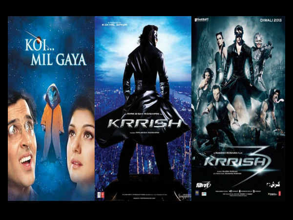 Bollywood successful franchise