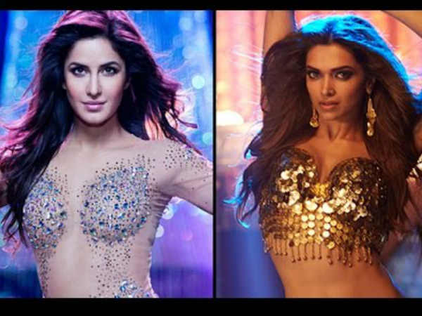 Deepika Padukone Katrina Kaif equation