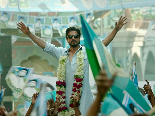 Shahrukh Khan Raees trailer