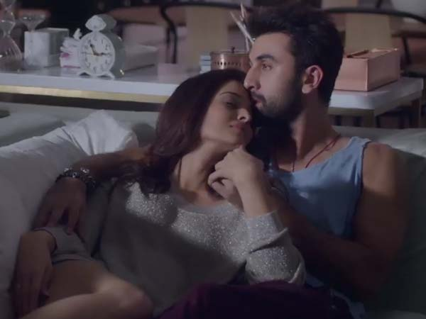 Aishwarya Ranbir intimate photos
