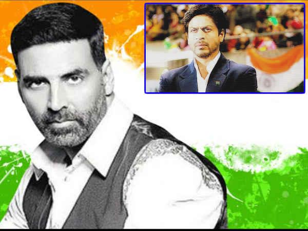 शाहरूख की फिल्म REJECT, अब अक्षय कुमार करेंगे वही फिल्म