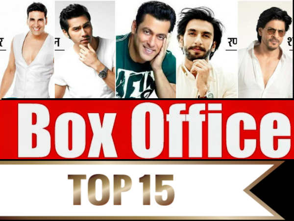 Bollywood top 15 actors according to box office - Highest box office collection bollywood ...