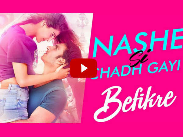 Befikre new song