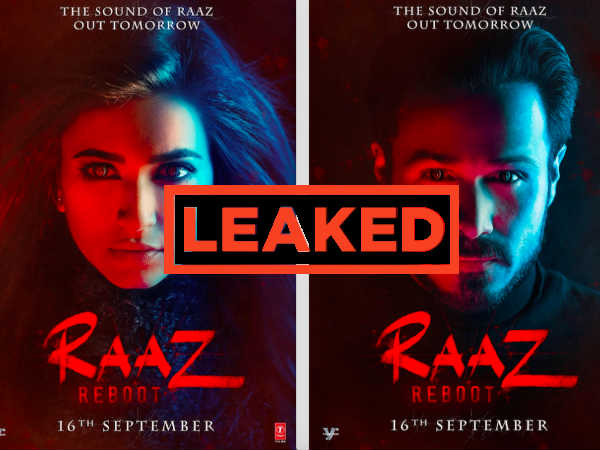 Bollywood online leaks
