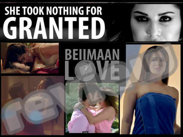 Beimaan Love film review