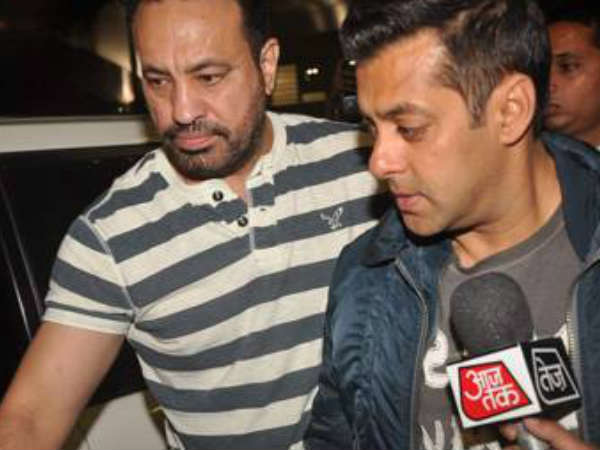 salman-khan-s-bodyguard-shera-booked-for-threatening-at-gunpoint