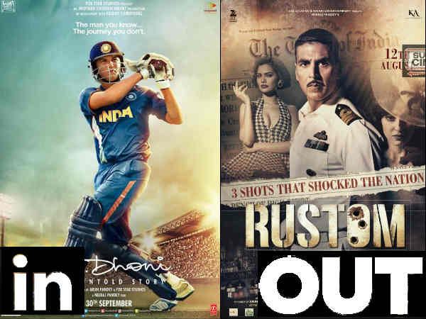 MS DHoni Box Office report