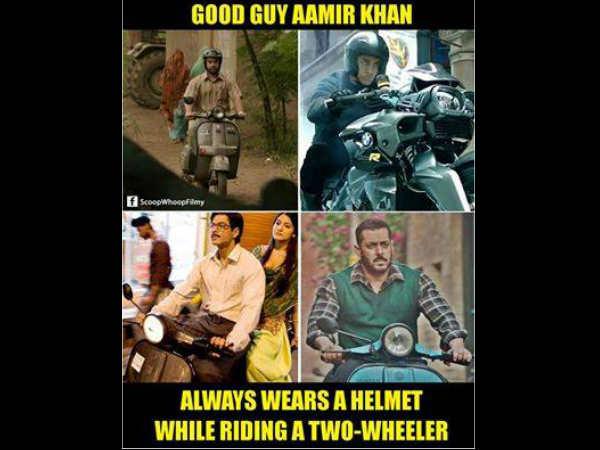 कल से आमिर - शाहरूख - सलमान की ये तस्वीर हो रही #Viral...असलियत दिखाती है!