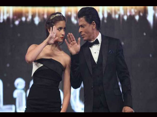 alia Bhatt says no regret for not romancing with Shahrukh Khan