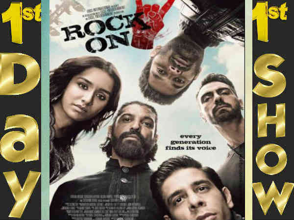 Rock On 2 movie review fans