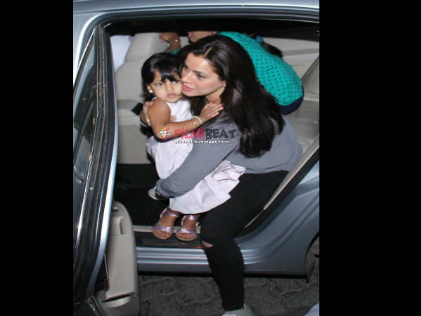 Aaradhya Bachchan 5th birthday party in mumbai see pics