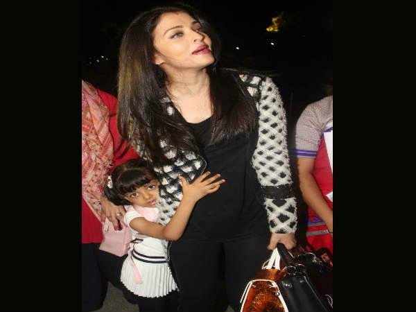 Aaradhya Bachchan birthday party pics