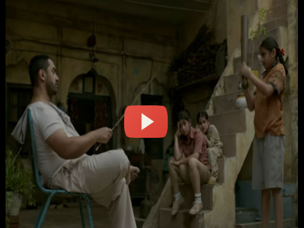 Dangal new song bapu sehat ke liye tu to haanikaarak hai