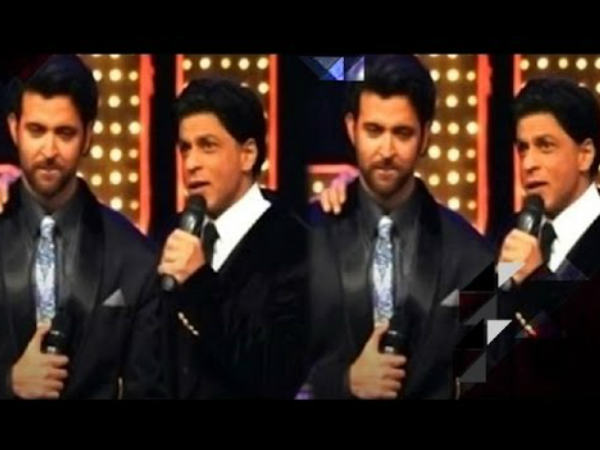 Shahrukh Khan Hrithik Roshan latest news in hindi