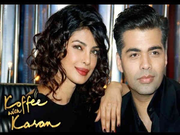 koffee with karan season 5 Priyanka Chopra to go solo in karan show