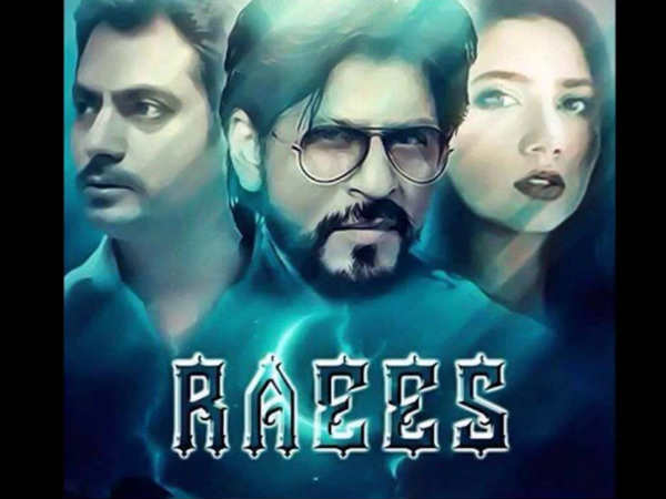 Shah Rukh Khan starrer Raees trailer will release on 7 December