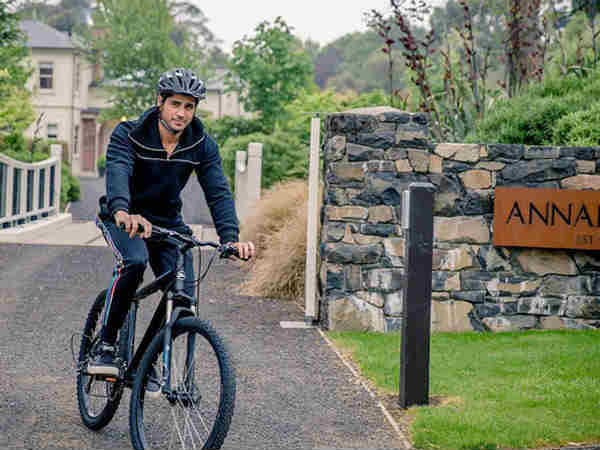 Sidharth Holidays In New Zealand