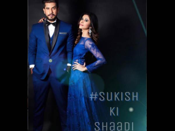 #SUKISH KI SHADI:  किश्वर-सुयश की वेडिंग वेब सीरिज का प्रोमो OUT!