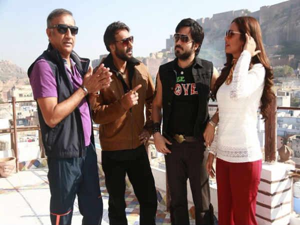 बादशाहो की रिलीज डेट OUT..तैयार रहिए अजय देवगन के अगले ब्लॉकबस्टर के लिए!
