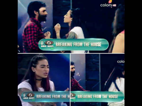 bigg boss 10 Bani J and Lopamudra Raut get into a verbal spat during press confrence