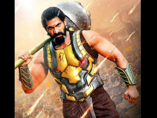 bahubali 2 first look