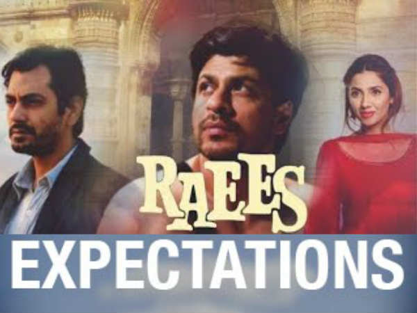 Raees Official Trailer Expectations