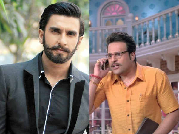 Ranveer Singh refuse promote Befikre on Krushna Abhishek's Comedy Nights Bachao Taaza