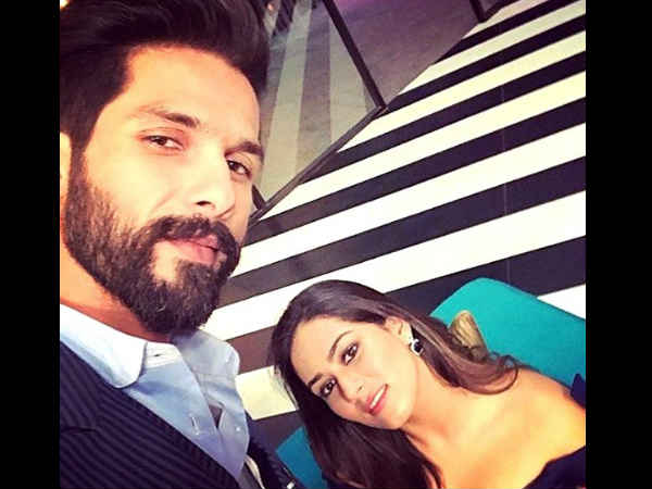 Koffee with Karan 5 these revelations made by Shahid Kapoors wife Mira Rajput during her first interview