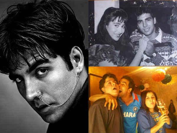 अक्षय कुमार की 90s की ये तस्वीरें देखते रह जाएंगे आप..सबसे अलग