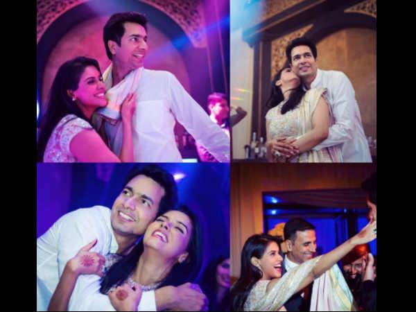 बिल्कुल राजसी शादी.. अक्षय कुमार बने थे 'BEST MAN'..तस्वीरें