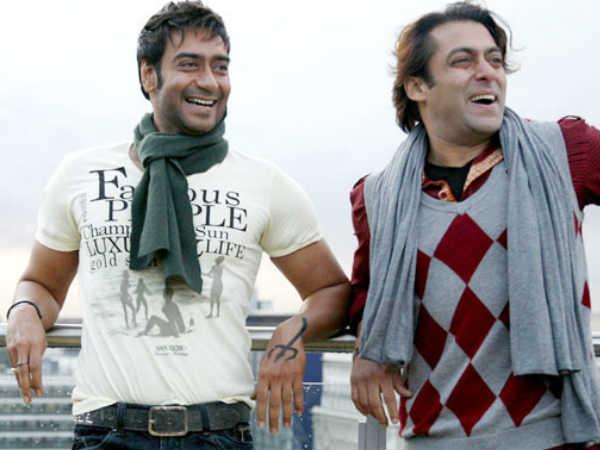 Ouch: अजय देवगन हुए इमोशनल...सलमान को कहा Please फिल्म मत बनाओ!