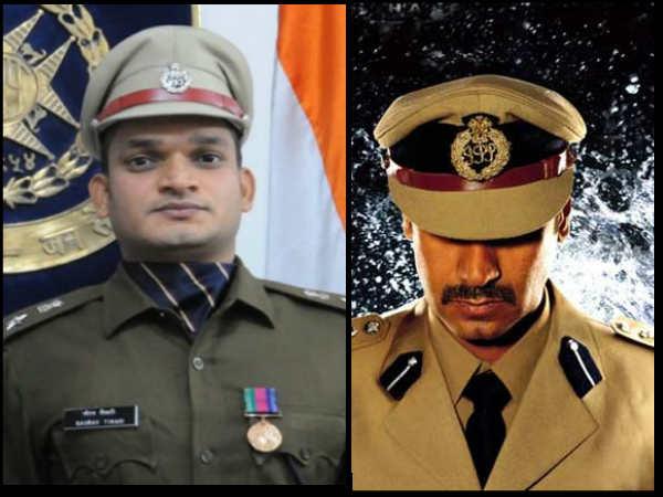 #Alert: अजय देवगन की दबंग वापसी...एक दम सिंघम स्टाईल