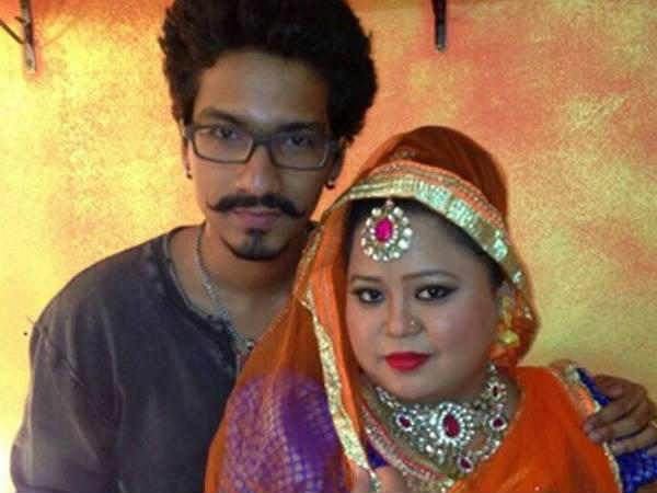 comedian bharti gets ENGAGED with her boyfriend Haarsh Limbhachiyaa,