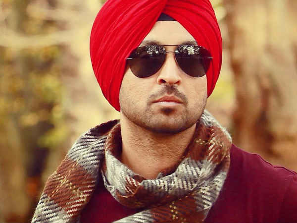 Is punjabi actor Diljit Dosanjh's marriage in trouble