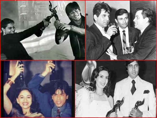 दिलीप कुमार से लेकर शाहरुख खान तक..सुनहरी यादों का पिटारा है फिल्मफेयर