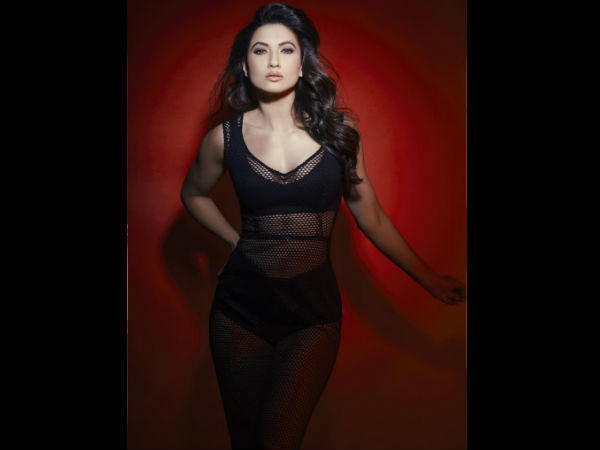 bigg boss ex contetnt Gauahr khan says i and  Rupin Pahwa is just a friend