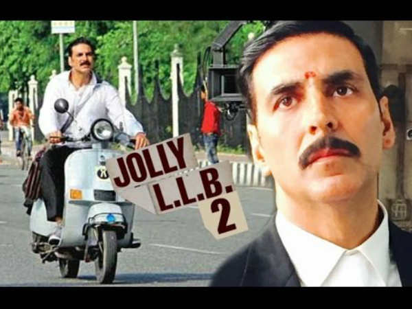 विवादों में आई अक्षय की जॉली एलएलबी 2..टाइटल से 'LLB' हटाने की मांग