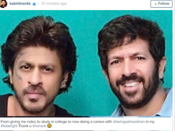 ''सलमान खान, कबीर खान के प्यार में ये फिल्म कर रहा हूं....''
