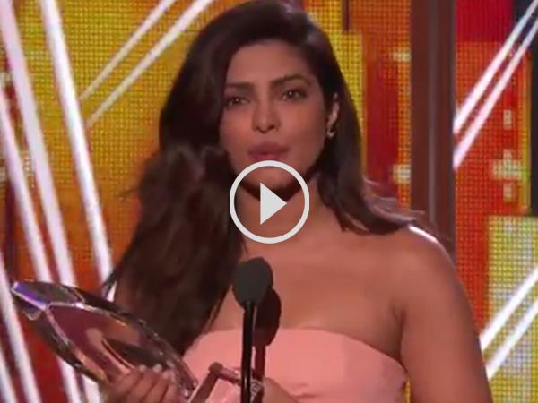 VIDEO: दूसरी बार अमेरिका में छाईं प्रियंका चोपड़ा.. जीता बेस्ट एक्ट्रेस का अवार्ड